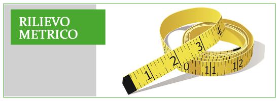 Immagine rilievo metrico
