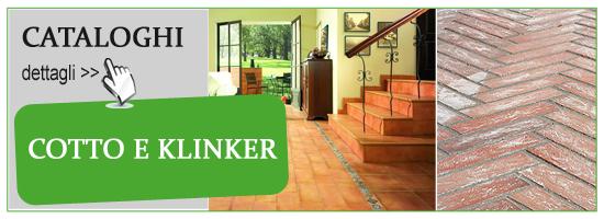Accedi alla sezione Cotto e Klinker