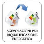 agevolazioni fisc per riqualificazione energetica