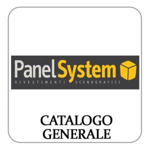 logo panel system