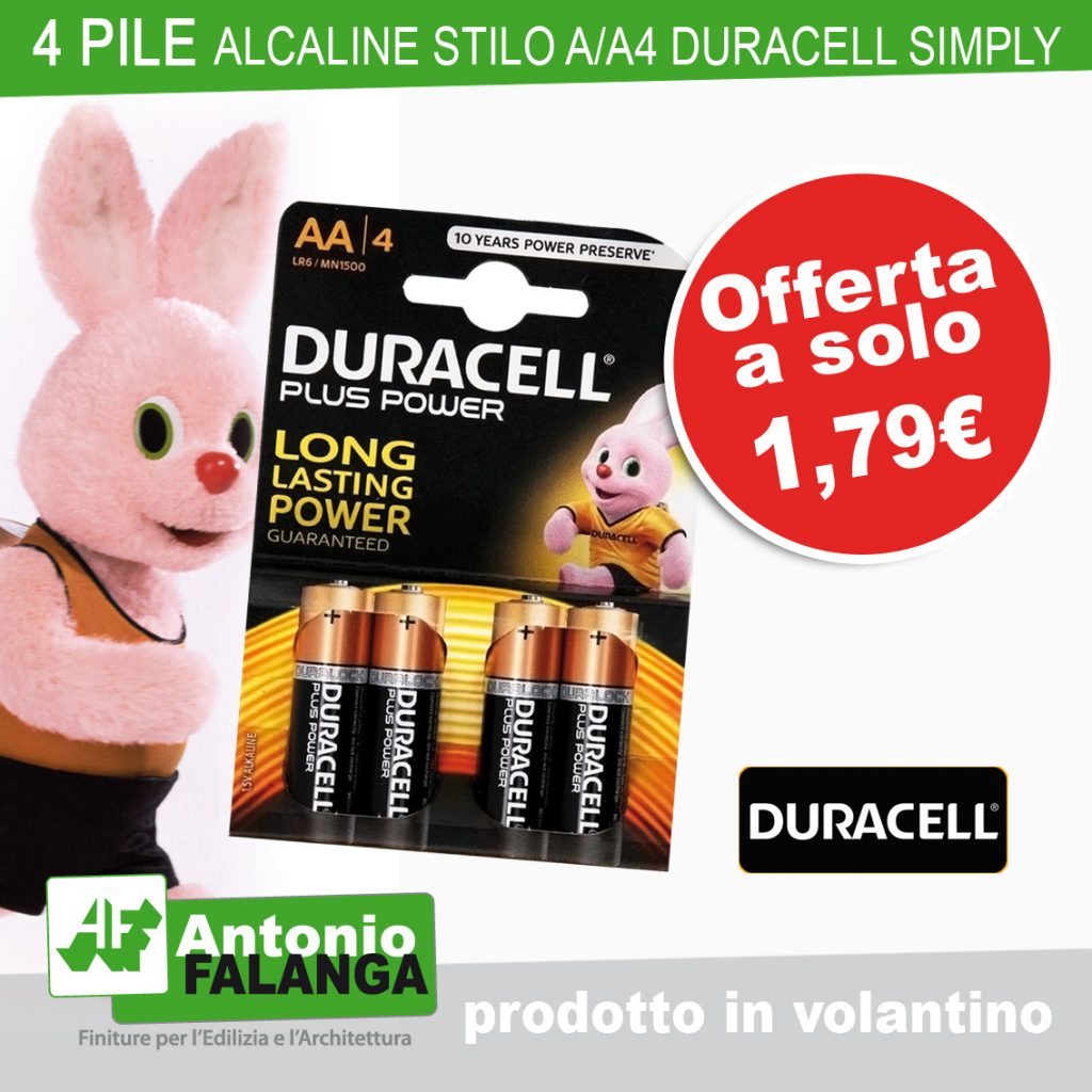 5 duracell