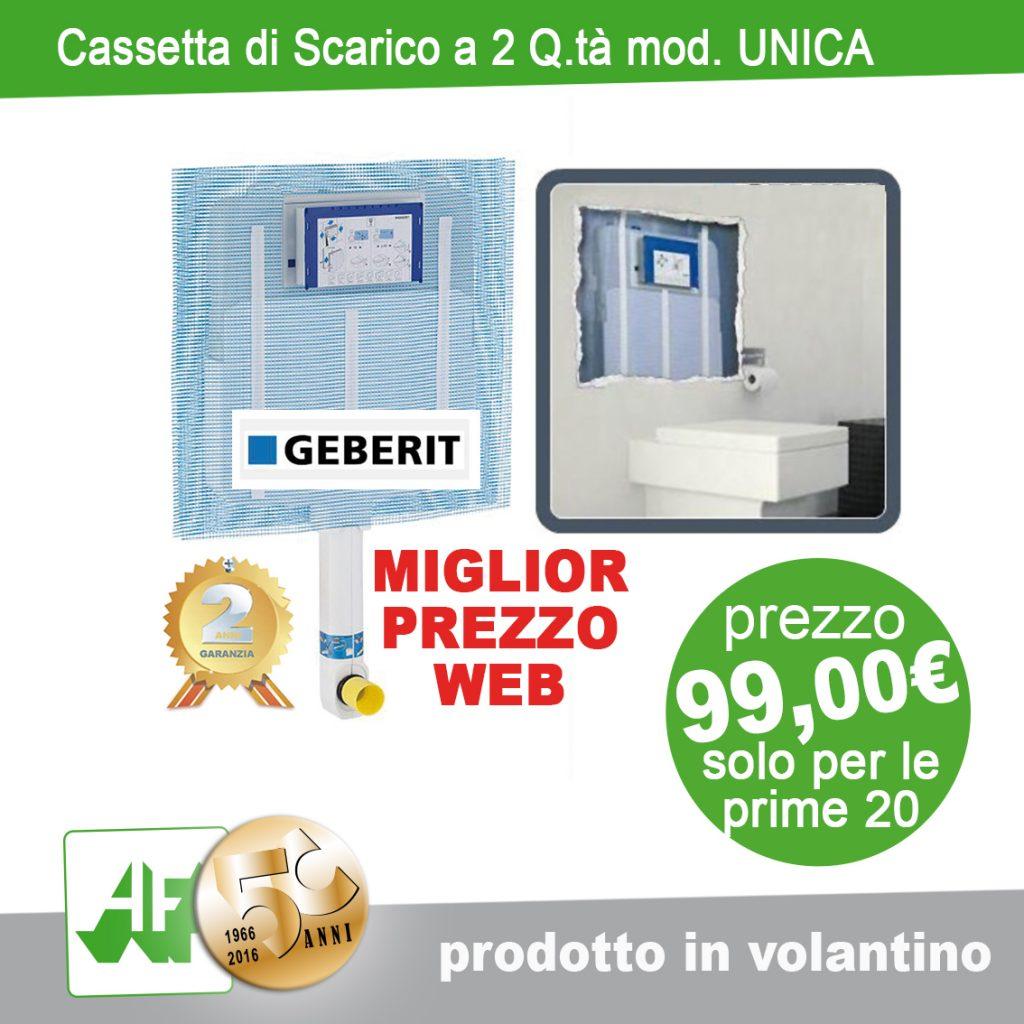 Scatola di Scarico by GEBERIT