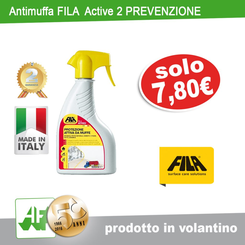 Antimuffa ACTIVE 2 by FILA