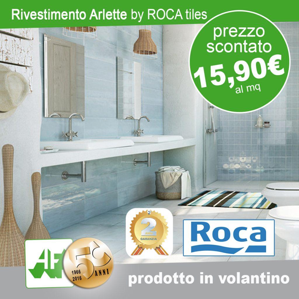 Rivestimento Arlene by ROCA