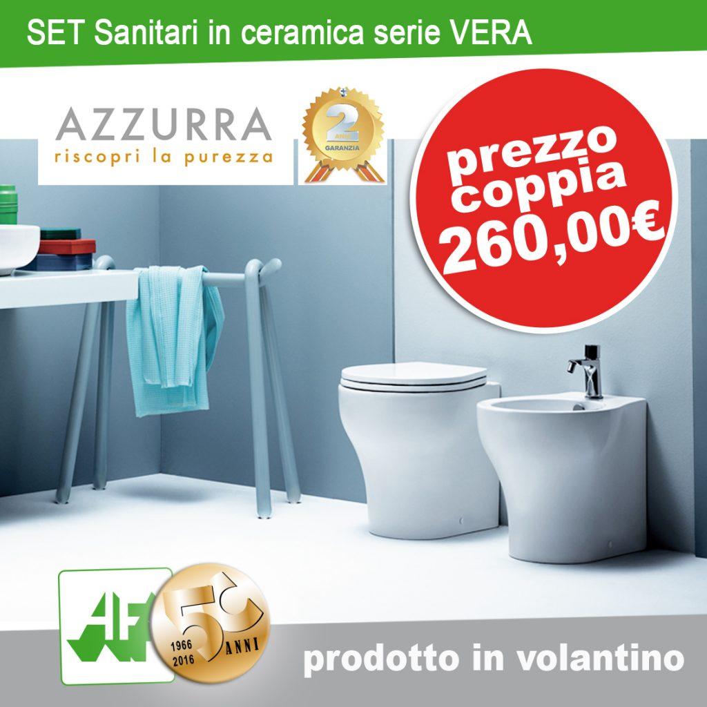 Set Sanitari by Azzurra