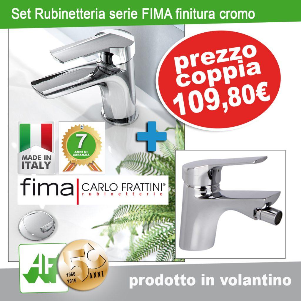 Rubinetteria FIMA coppia by CARLO FRATTINI