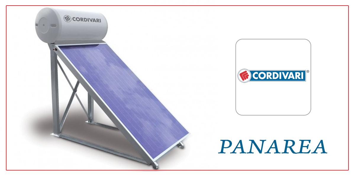 PANAREA pannello solare CORDIVARI con Antonio Falanga