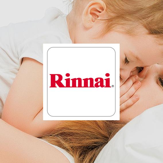 Scaldini Rinnai con Antonio Falanga