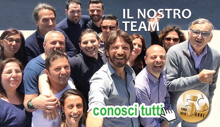 il team della Antonio Falanga srl