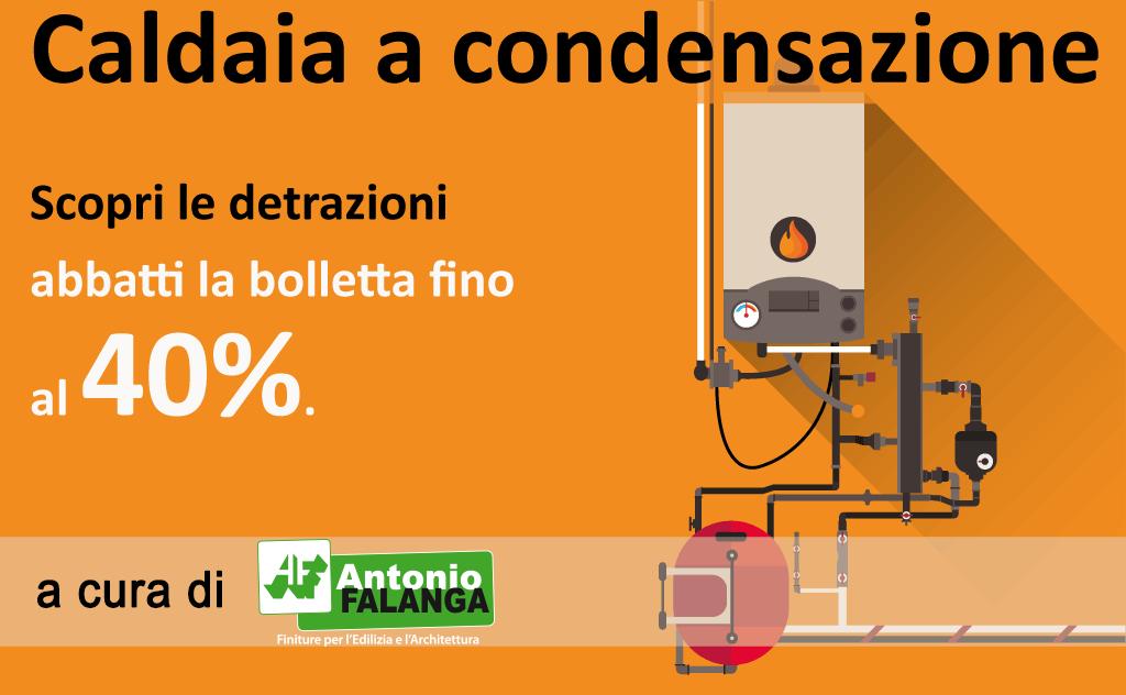 Caldaie a condensazione a cura di Antonio Falanga